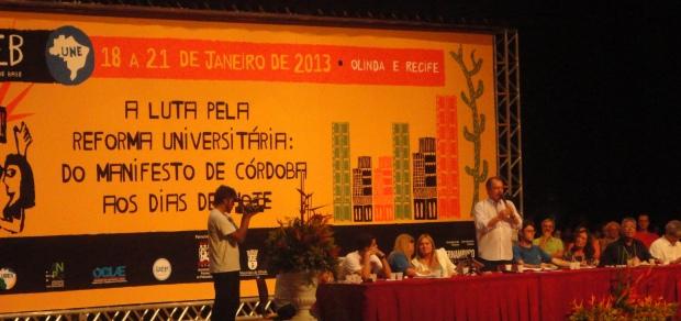 Debate: A luta pela reforma universitária: do Manifesto de Córdoba aos nossos dias